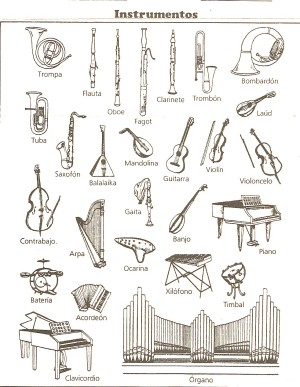 Related Keywords & Suggestions for instrumentos musicales ...