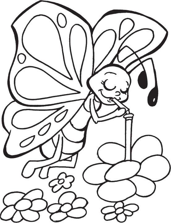 imagenes de mariposa para imprimir