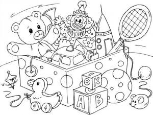 juguetes para imprimir
