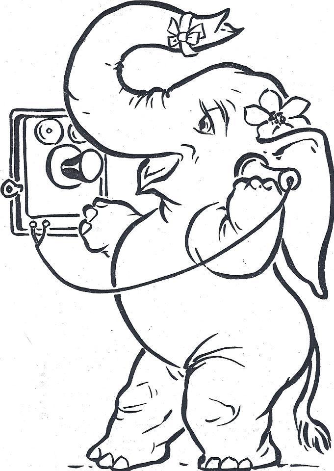 dibujos de telefonos para imprimir