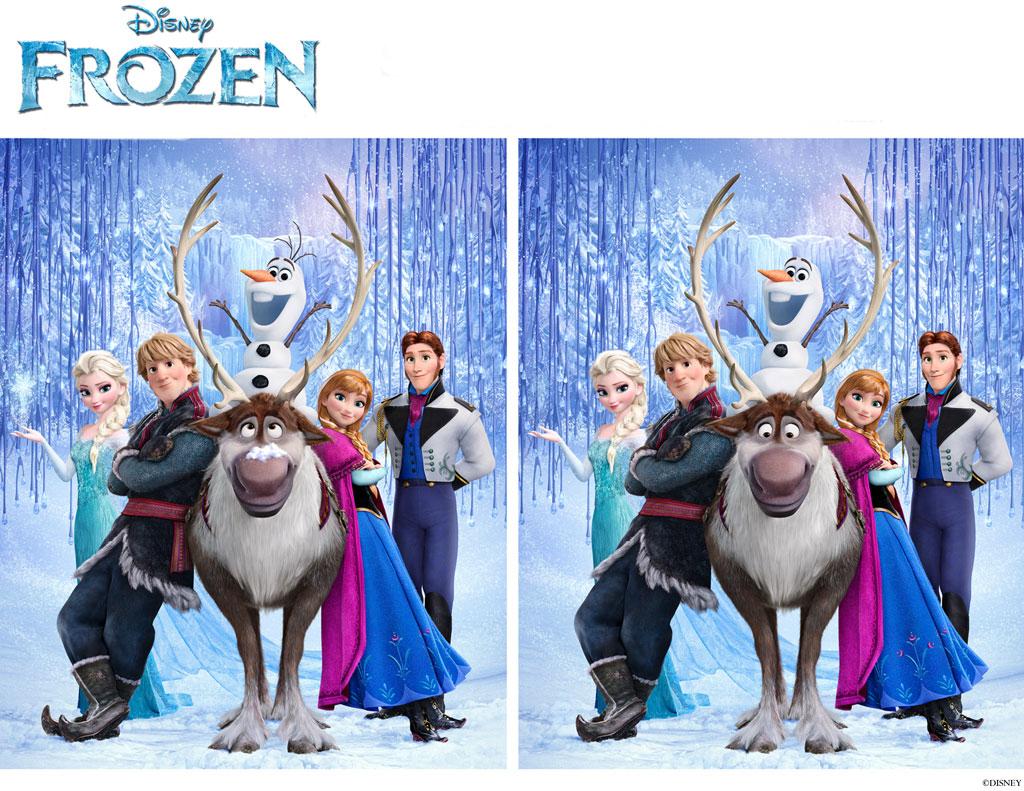 juegos de pintar frozen 10