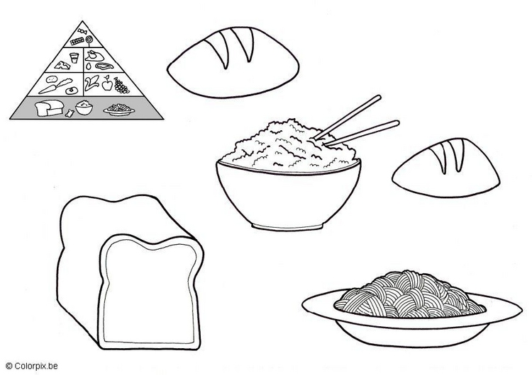 Banderas Pan Colouring Pages