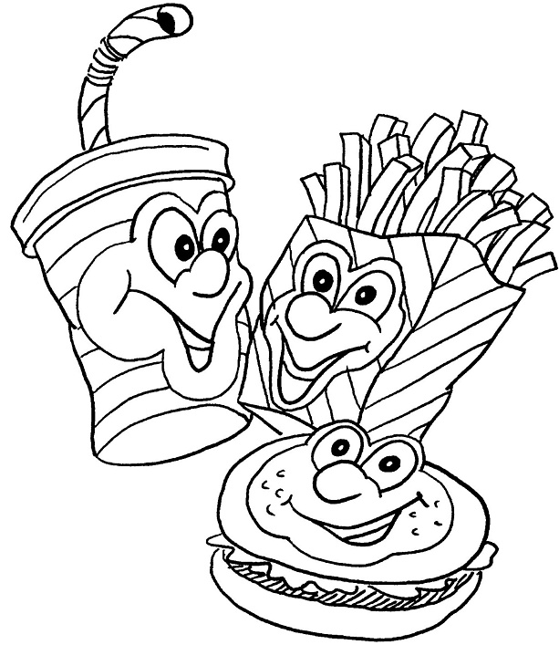 coca cola coloring pages - photo#23