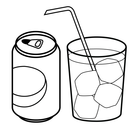 coca cola coloring pages - photo#20