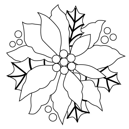 Free mandala cd molde coloring pages - Figuras de navidad para colorear ...